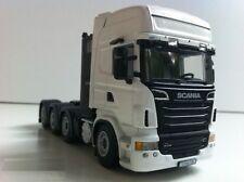 WSI 1:50 SCANIA Topline Scania front white semi truck head