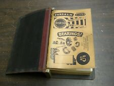 Universal Inter-sub Master Parts Book 1939 - 1951 Ford Chevrolet Dodge Chrysler