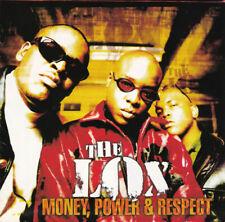 The Lox – Money, Power & Respect / RARE, MINT