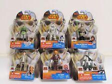 Star Wars Rebels 3.75 inch Lot of 6 Hasbro