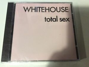 Whitehouse Total Sex CD Power Electronics Noise SEALED