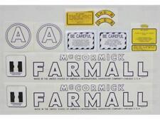 New Farmall Hood Decal Set for Models A