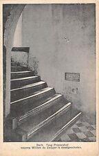 BR70808 delft trap prinsenhof waarop willem de zwijger netherlands