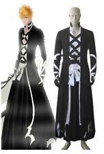Anime Bleach Ichigo Kurosaki Bankai Conjunto Juegos con disfraces Disfraz Conjunto completo de #5