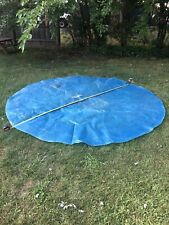 Intex 29021E Solar Cover For 10FT 10' Swimming Pool - Gently Used