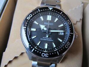 Seiko Prospex SBDC051 (62+ low cost) esfera negra