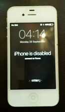 Apple iPhone 4 8GB white Smartphone