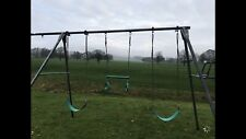Tp Metal Swing Set Good Condition