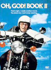 Oh God! Book II DVD 1980 George Burns Brand New