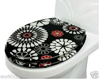 New European Style High-grade Simple Thicken Resin Home Bathroom Toilet Seat
