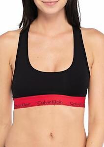 Calvin Klein Women's CK Bralette Modern Cotton Bralette F3785
