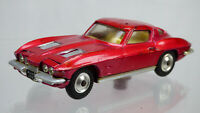 Vintage 1963 Chevrolet Corvette Stingray Corgi Sting Ray 310 Collectible Toy Car