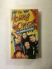 The Young Ones - Oil Boring Flood (VHS, 1990) BBC Video CBS/FOX