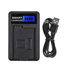 EN-EL15 Camera Battery Charger Quick For Nikon D7000 D7100 D7200 D750 D800 D610