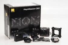 Nikon KeyMission 360 4K Action Camera Still/Video                           #499