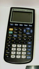 Very Clean Texas Instruments Ti-83 Plus Graphing Calculator with cover