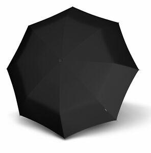 Knirps Ombrello T.200 Medium Duomatic Black