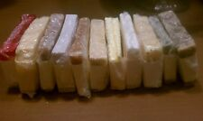 Homemade Soap End Sampler - It's a chance to try em all - 12 Bar Pack