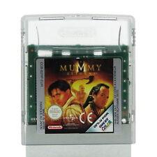 GameBoy Color | The Mummy Returns | Nintendo Game Boy Color GBC Spiel