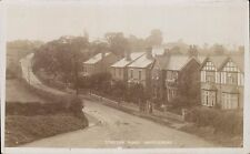 Hartlebury near Stourport. Station Road.