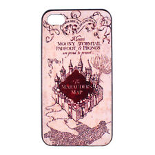 Hogwarts Marauder Map Harry Potter Hard Case Cover Skin for Apple iPhone 4 4S 4G