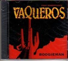 (CJ598) Tony Robertson's Vaqueros, Boogieman - 1997 sealed CD