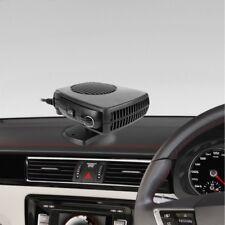 DC 12V 2In1 Car Heater Cooling Fan Windscreen Demister Defroster Foldable Handle