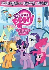 My Little Pony: Friendship Is Magic - Exploring the Crystal Empire (DVD, 2017)