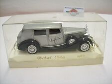 "Packard sedan ""Humphrey BOGART"" 1937, solido (Made in France) 1:43"