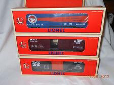 LIONEL #6-19292 6464 BOXCAR SERIES #6