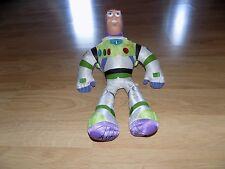 "Disney Store Toy Story Buzz Lightyear Plush Doll with Vinyl Face 18"" EUC"