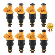 Set of 8 Bosch OEM Fuel Injectors for F250 F350 E250 7.5L 460ci V8 0280150943