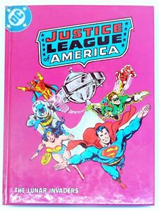 Fisher-Price, Justice League of America, book and tape 1982 VFN