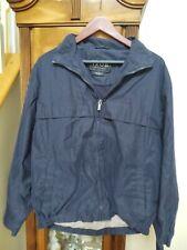 Izod Blue Jacket Medium Navy Blue