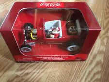 NIB Coca Cola 1929 Ford Roadster Third Limited Collector Edition 1:25 Diecast