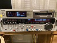 Sony DSR-2000A DVCAM Digital Video Cassette Recorder