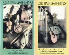 Old Time Gathering Vol 1-2, Audio Cassettes, Guitar Mandolin Fiddle Banjo & More