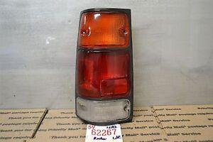 1989-1997 Isuzu Amigo Rodeo Pickup 1994-1997 Passport Left oem tail light 67 4P2