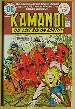"DC Comics ""KAMANDI"" THE LAST BOY ON EARTH  # 26, Photos Show Great Condition"