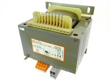 BLOCK ST 1000/4/23 Steuertransformator Trenntransformator 1000VA Sec. 230V 4,35A