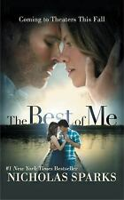 THe BeST oF Me by NiCHoLaS SPaRKS - 2014, PaPeRBaCK - MoViE TiE-iN eDiTioN - NeW