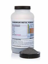 500g Chromium metal powder! top quality!