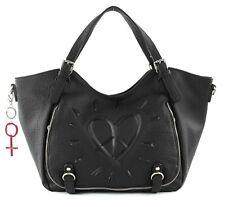 Desigual Dark Amber Rotterdam Shoulder Bag Schultertasche Tasche Carmin Rot