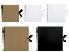*OFFER* Papermania Kraft Foiled Scrapbook Journal Albums + Embellishments
