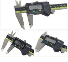 "MITUTOYO ABSOLUTE 6"" DIGITAL CALIPER # BRAND 500-196-30 in BOX 0-150mm."