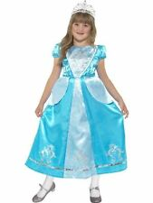 Costumi e travestimenti blu per carnevale e teatro per bambine e ragazze dalla Spagna