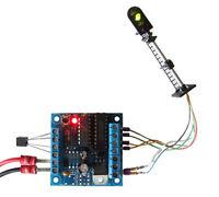 BLOCKsignalling ASP2A  Model Railway Infra-Red 2 3 4 Aspect Signal Controller