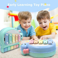 Early Educational Music Hand knocking Piano Childhood Instrument Baby Toy !
