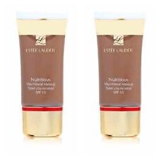 2 Estee Lauder Nutritious Vita-Mineral Foundation Intensity 6 No Box $80 Value