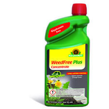 Neudorff Superfast and Long Lasting Weedkiller Concentrate 1ltr 613618